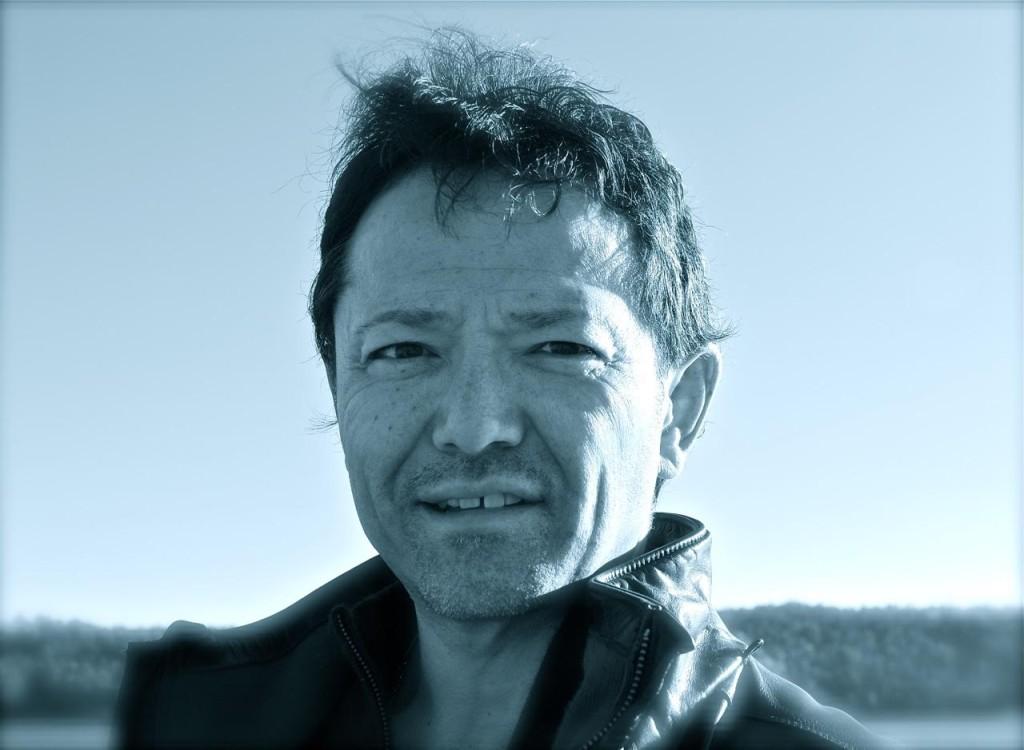 Tomas Byrne Author Photo
